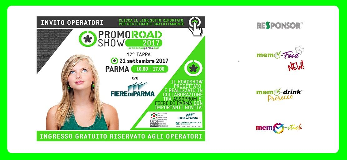 PROMOROAD SHOW PARMA